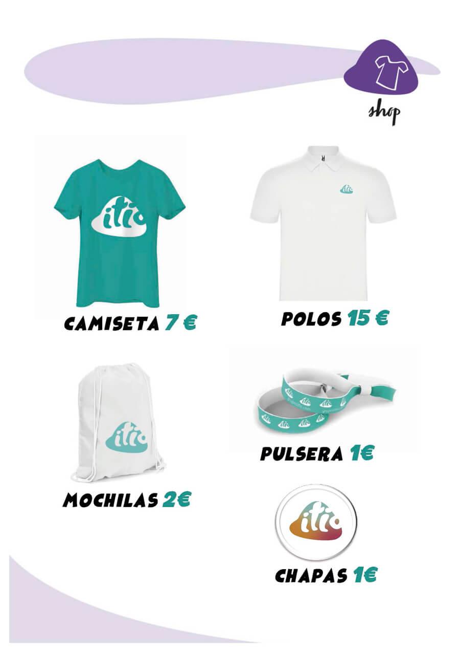 Shop ITIO - Grupos ITIO